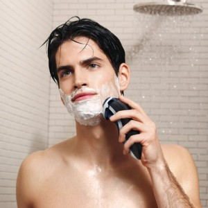 Electric Wet Shaving