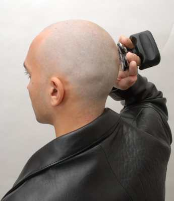 Head shaved shavers