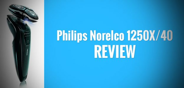 Philips Norelco 1250X/40 SensoTouch 3D Review