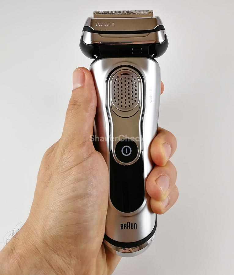 The Braun Series 9 9290cc is on of the best electric shavers you can currently buy