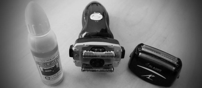 How to Lubricate an Electric Razor