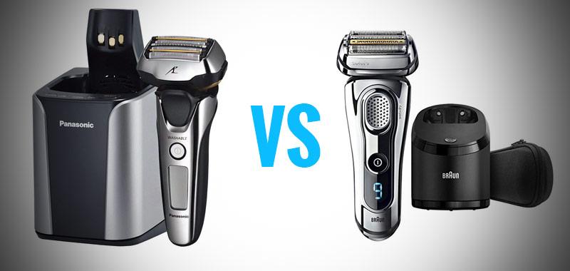 Panasonic Arc5 vs Braun Series 9: Which One is Better?