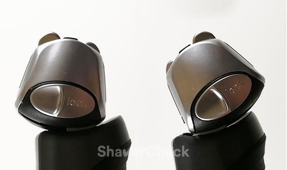 Braun Series 7 7865cc flexible shaving head