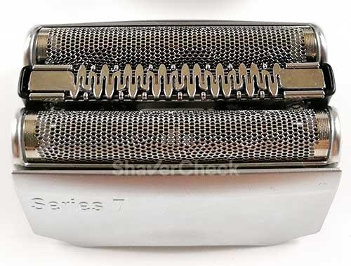 Braun Series 7 7865cc shaving elements