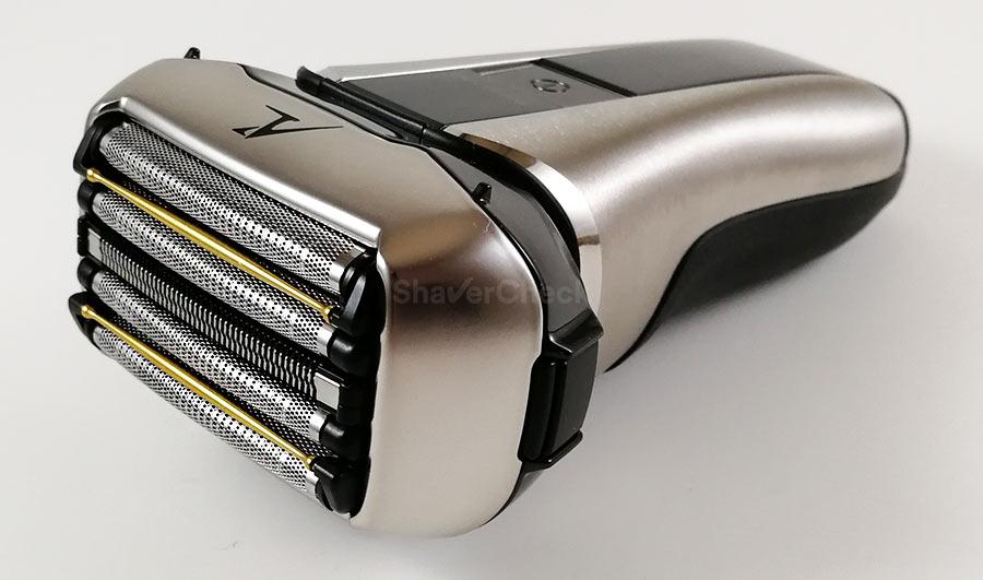 Panasonic ES-CV51 build quality