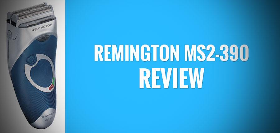 Remington MS2-390 Review: A Mixed Bag