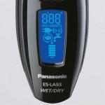 Panasonic ES-LA93-K display
