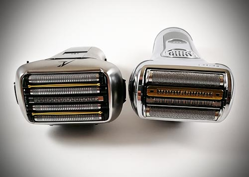 A shaver suitable for sensitive skin must be forgiving and comfortable.