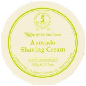 TOBS Avocado Shaving Cream