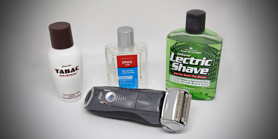 The Best Pre Electric Shave Lotions (2021): A Definitive Guide