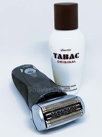 The Tabac pre shave lotion is among the best products of this type.