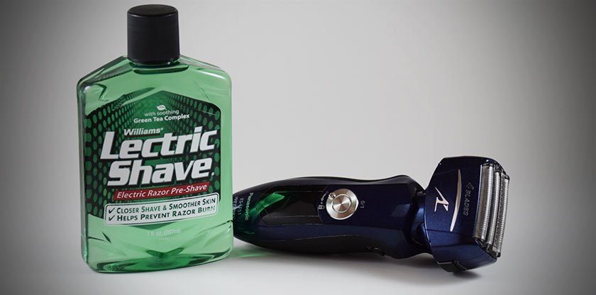 Williams Lectric Shave is one of the best selling pre electric shaves.