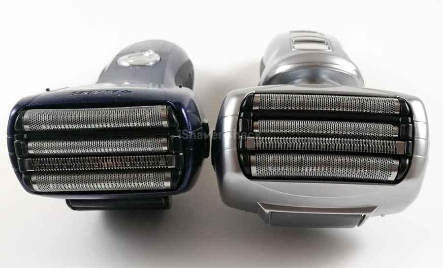 ES-LF51-A (left) vs ES-LA63-S (right).