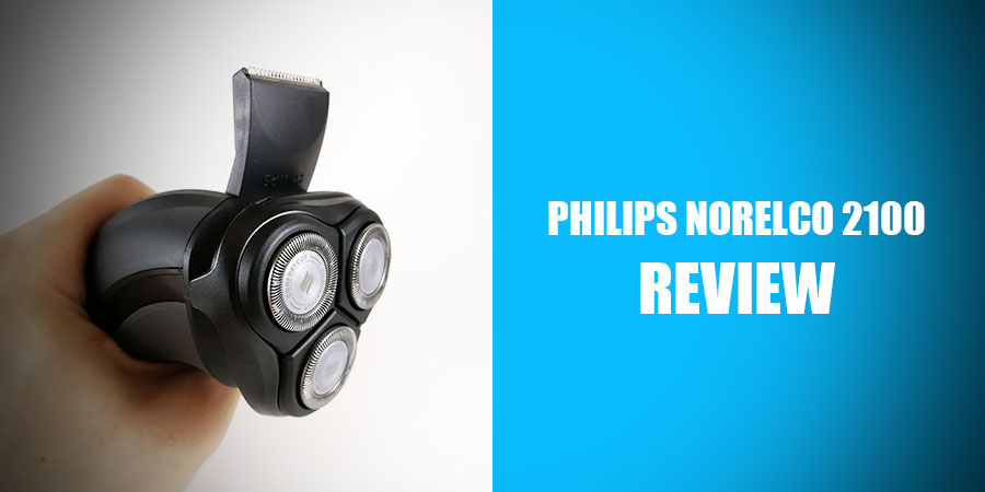Philips Norelco 2100 Review: Best Seller With A Few Shortcomings