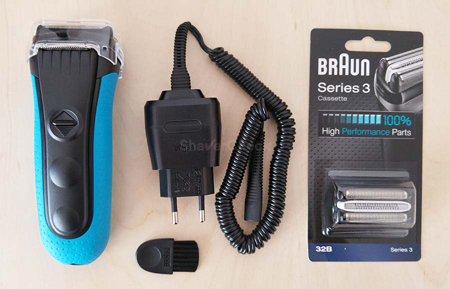 Braun 3040s accessories