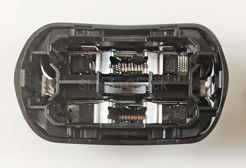 Inner part of the 32b cassette used by the Series 3
