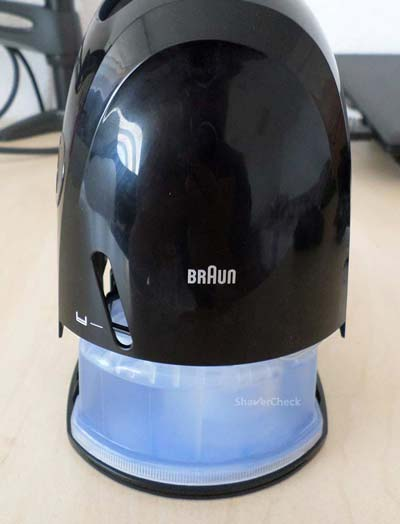 Braun Series 3 3050cc cleaning station