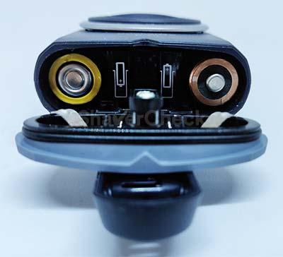 Braun M90 battery hatch.