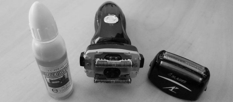 How to Lubricate an Electric Razor?
