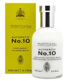 Truefitt & Hill Authentic No 10 Post Shave Balm