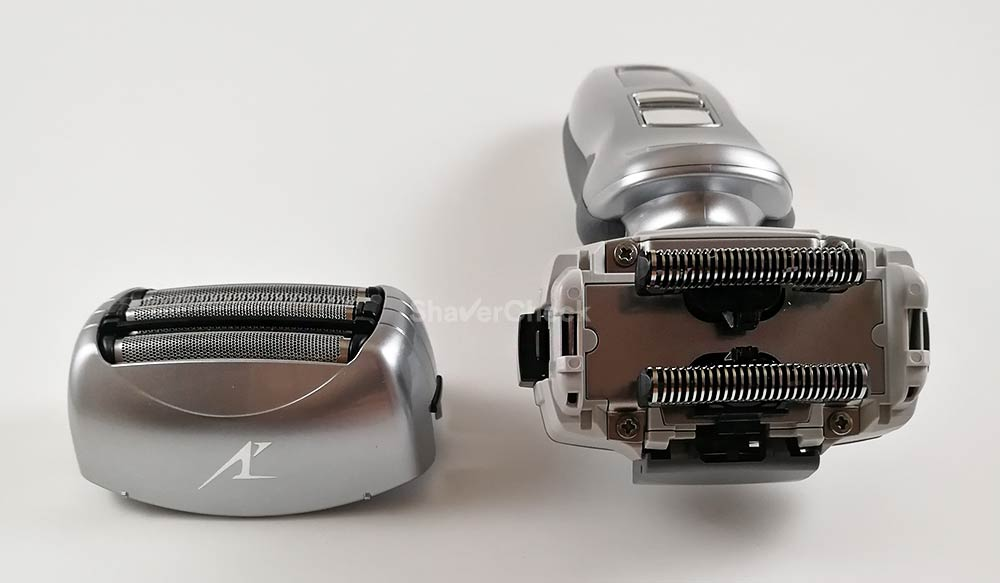 The two inner blades of the Panasonic Arc 4 ES-LA63-S.