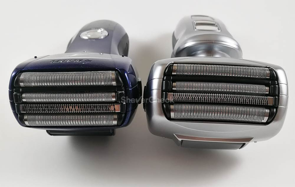 Panasonic Arc 4, a line of electric shavers that provides very close shaves.