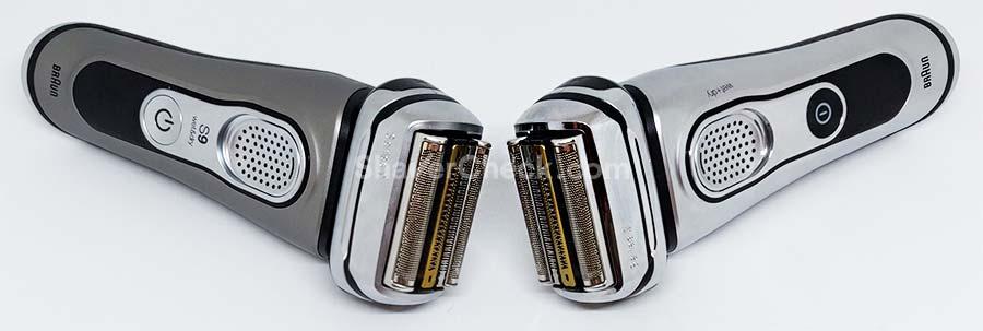 Braun Series 9 9385cc vs 9290cc.
