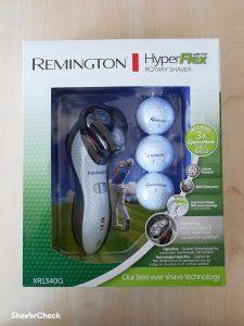 Remington XR1340 HyperFlex retail box