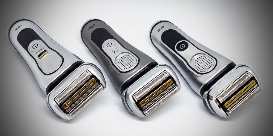 Braun Series 9 Model Comparison: What Are The Differences?