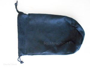 Remington XR1340 HyperFlex travel pouch