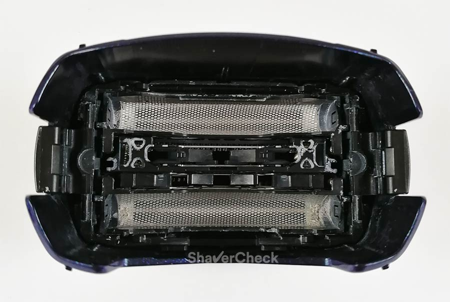 Inner part of a Panasonic Arc 4 shaving head