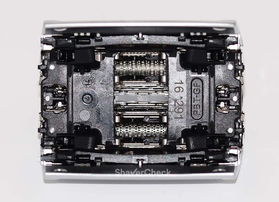 Inner part of a Braun cassette