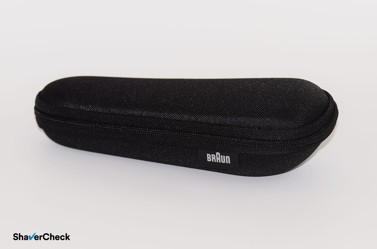 Braun Series 5 travel case