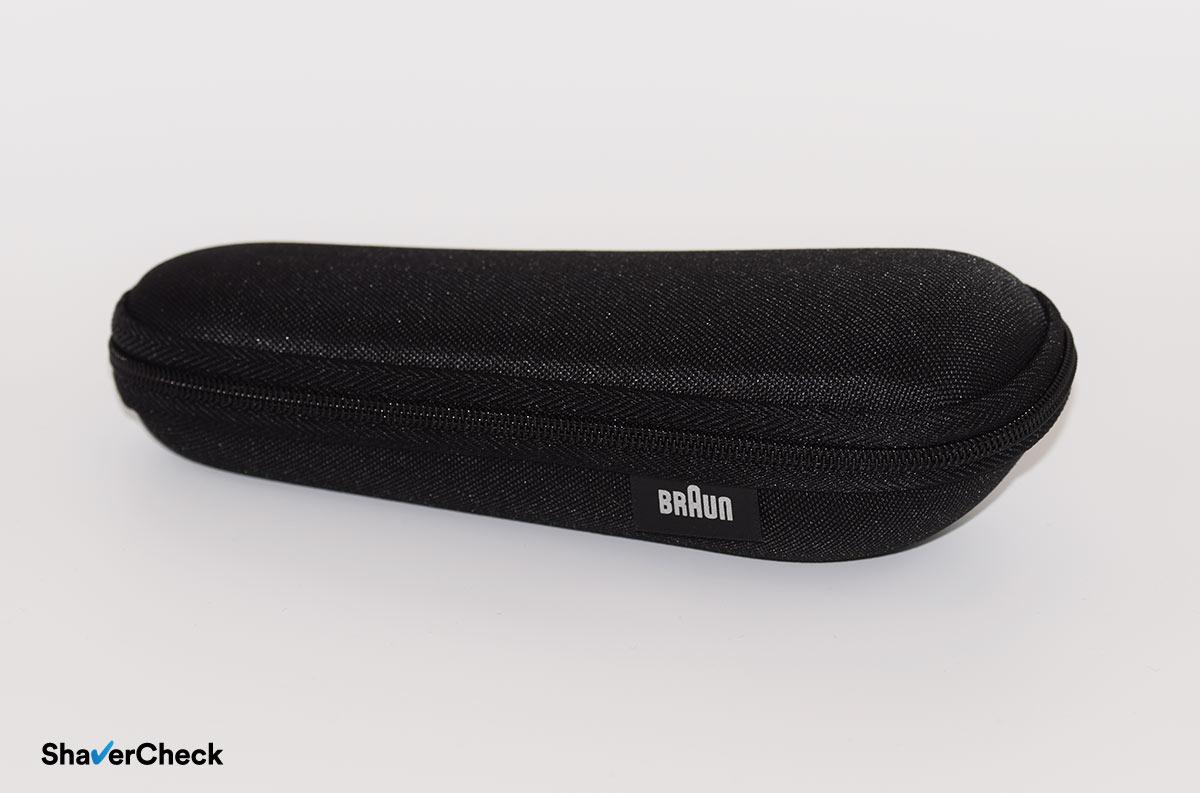 Braun Series 5 travel case