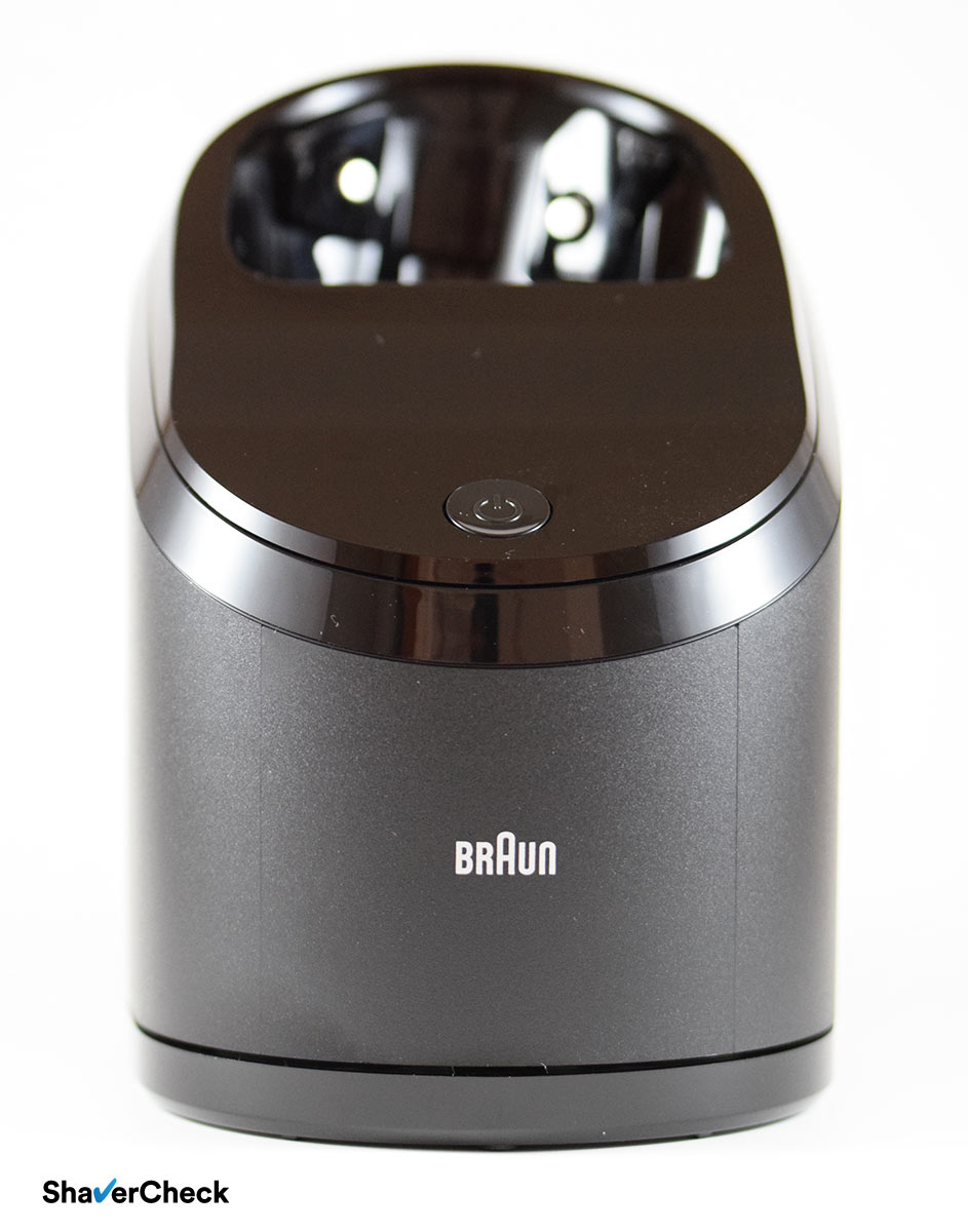 Braun Series 5 cleaning station.