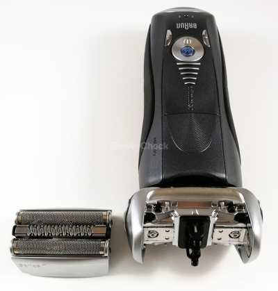 The Braun Series 7, a shaver suitable for African American men.