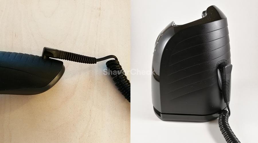 Braun Series 7 7865cc charging cord