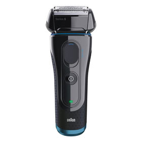 The Braun Series 5 5040s is very capable electric shaver that still remains fairly affordable