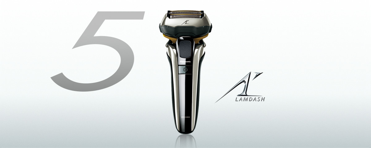 Panasonic Arc 5 (LAMDASH) Revision C: Panasonic's Best Shaver Yet?