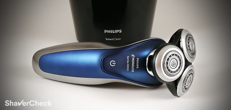 Philips Norelco 8900 with SmartClean (S8950/90) Review