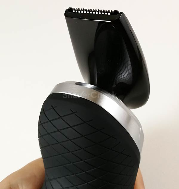 Philips S9000 Prestige SP9820 precision trimmer attachment