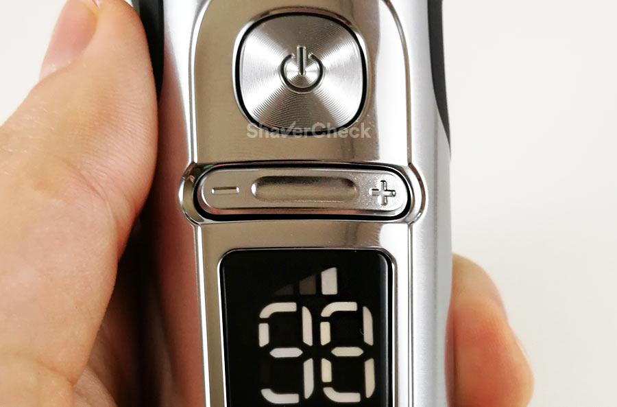Philips Norelco S9000 Prestige personalization modes