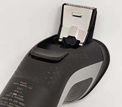 The trimmer found on the Philips Norelco Series 2000 Shaver 2300.